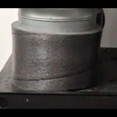 Hőszigetelt 150 mm csatlakozó
